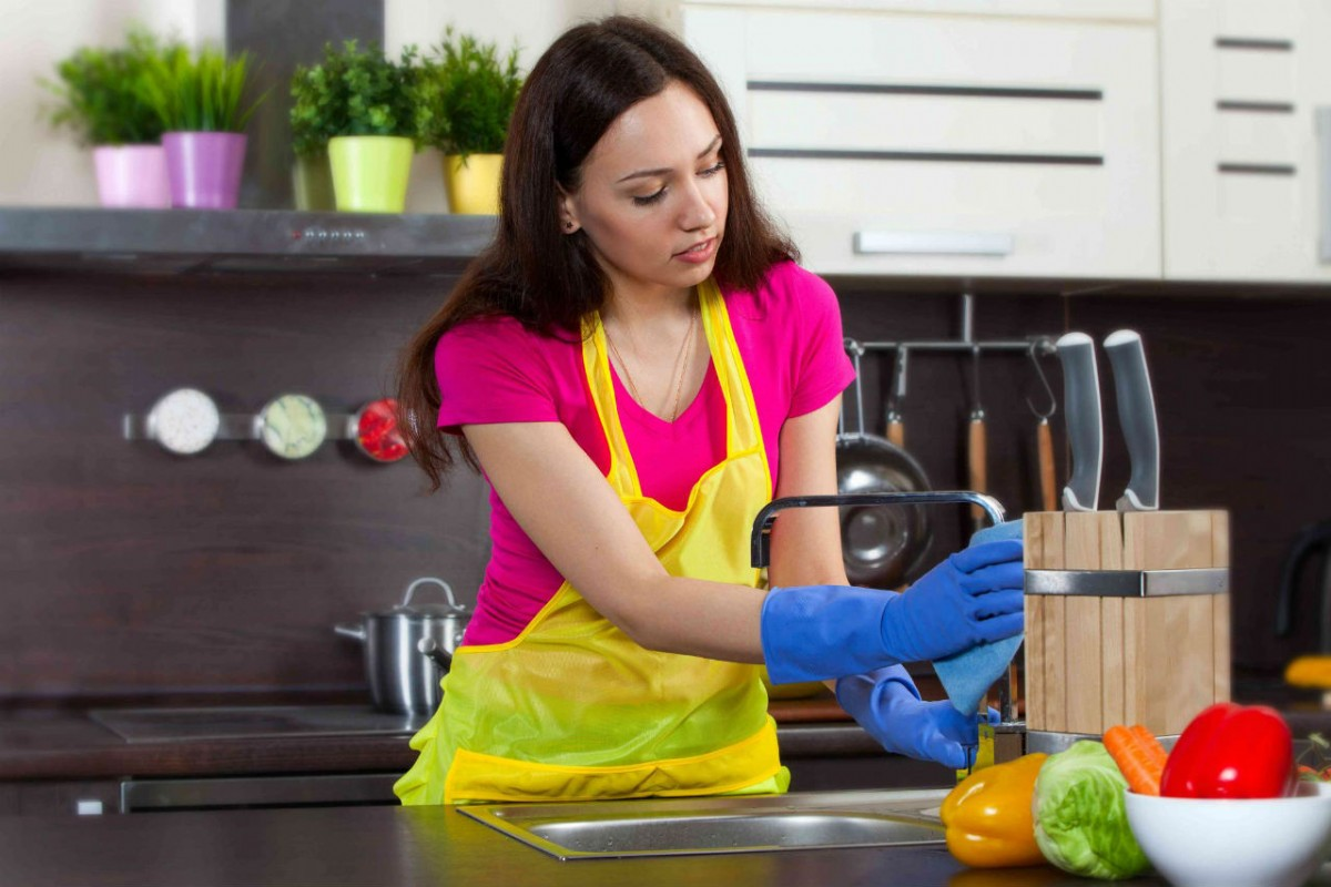 Evi hızlıca temizlemenin 14 pratik yolu