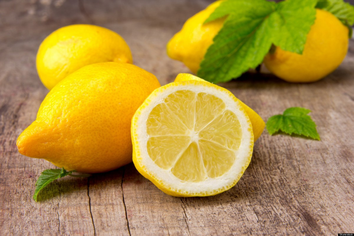 Etiket: limonun faydaları