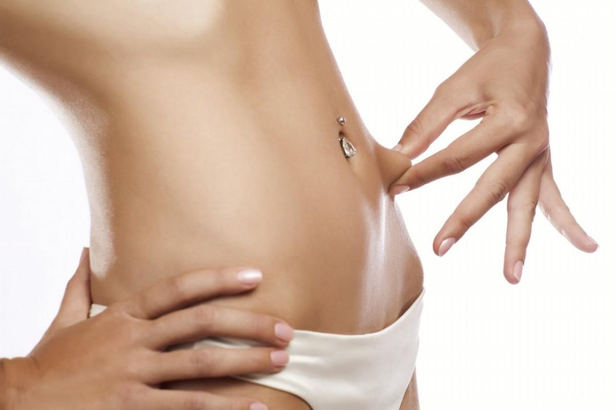 Подкожный жир на животе убрать - Все про похудение